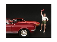 70s Style Figure II For 1:18 Scale Models by American Diorama