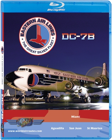 Eastern DC-7B (BluRay DVD)