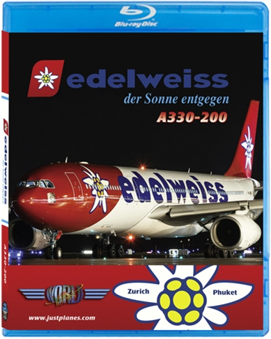 Edelweiss A330-200 (BluRay DVD)