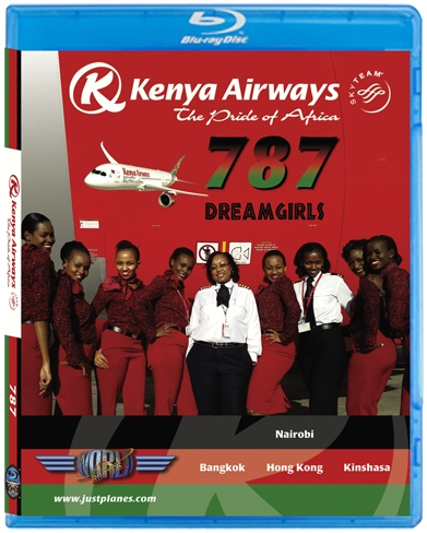 Kenya 787 (BluRay DVD)