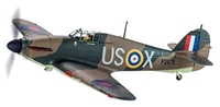 Hawker Hurricane Mk.I P2970 Geoffrey Page Battle of Scale 1:32