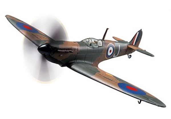 Spitfire MkI AR21 Fighter Plane P9374 (1:72)