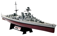 British HMS Battlecruiser Hood Battle of (1:700)