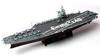 CVN-65 USS Enterprise Naval Aircraft Carrier Served from (1:700)