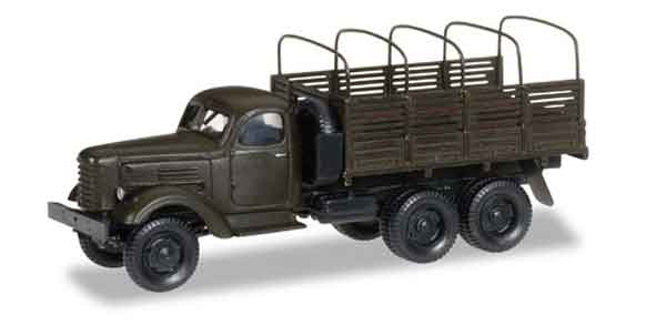 Zil 151 Troop Transport (1:87)
