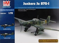 Junkers Ju 87G-1 Fighter  (1:72)