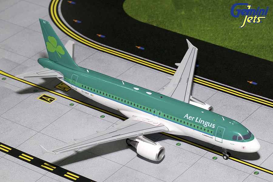 Aer Lingus A320 EI-DEK (1:200) - Preorder item, Order now for future delivery