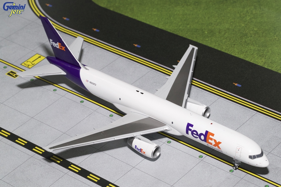 FedEx B757-200F N920FD (1:200) - Preorder item, order now for future delivery