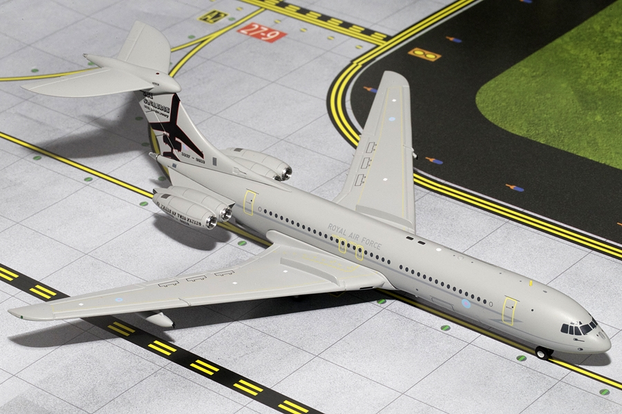 "RAF VC-10 ""50 Years"" XR808 (1:200) - New Mould"