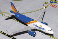 Allegiant A319(S) New Livery, Sharklets) (1:400)