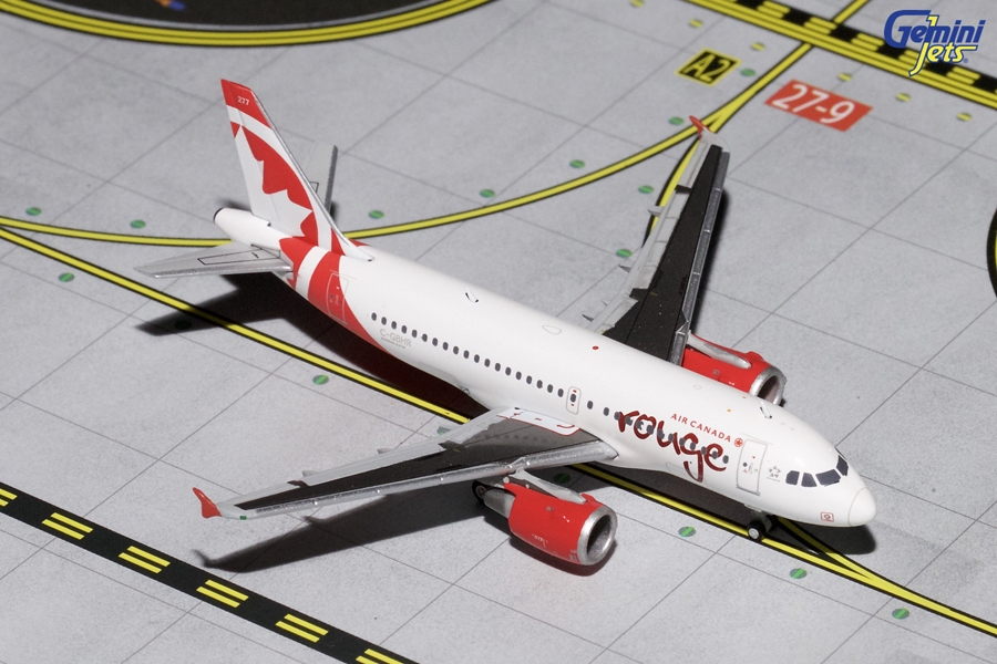 Air Canada Rouge A319 C-GBHK (1:400)