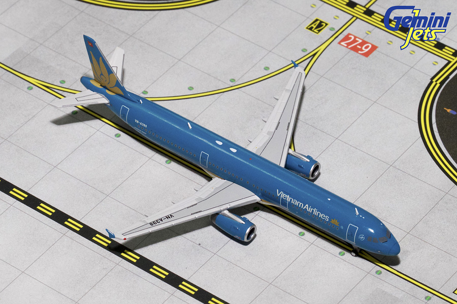 Vietnam Airlines A321-200 New Livery VN-A398 (1:400)