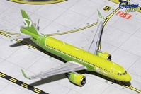 S7 Sibir A320neo VQ-BCF (1:400) - Preorder item, Order now for future delivery