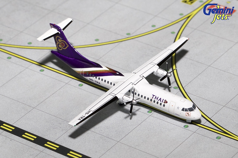 Thai Airways ATR72-300 HS-TRA (1:400) - Preorder item, order now for future delivery