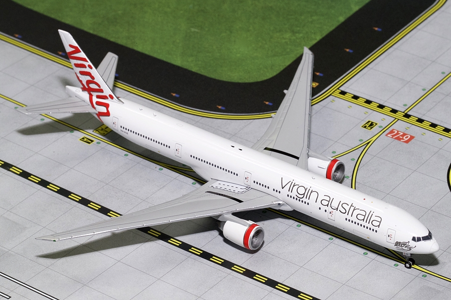 Virgin Australia B777-300ER VH-VOZ (1:400) - Preorder item, Order now for future delivery