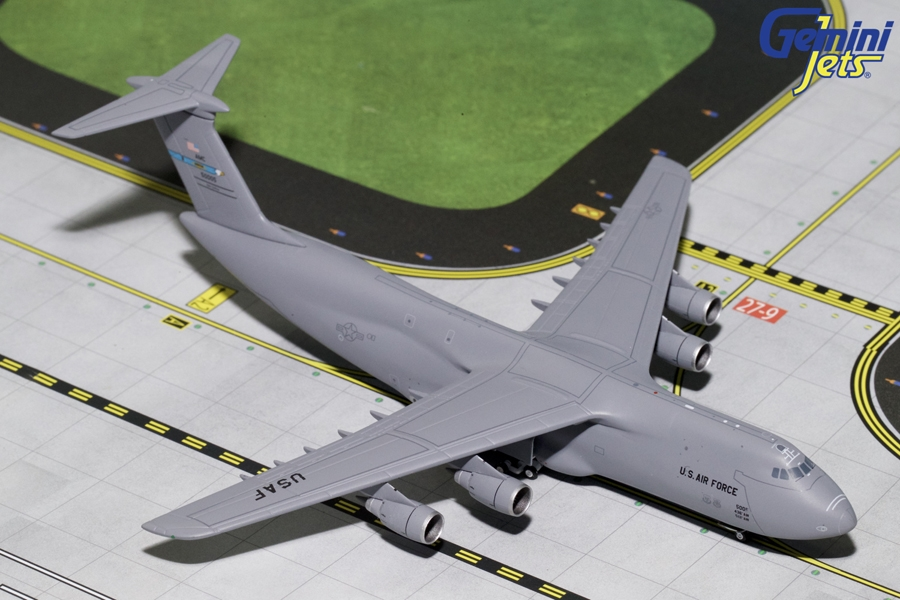 USAF Lockheed C-5M SUPER GALAXY Dover AFB 50005 (1:400) - Preorder item, order now for future delivery