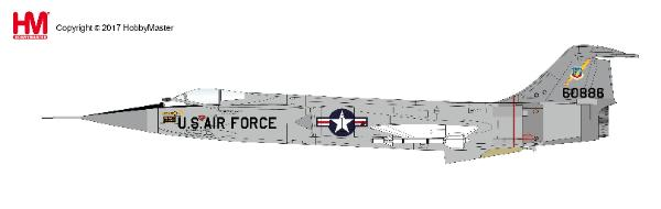 F-104C Starfighter, 479th TFW, Da Nang AB, 1965 (1:72) - Preorder item, Order now for future delivery