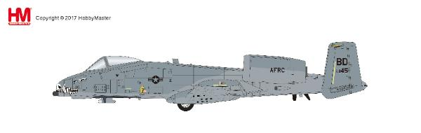 "A-10C Thunderbolt II, ""Hairless Joe"" 79-0145, 47th FS, 917th FG, Barksdale AFB, 2012 (1:72) - Preorder item, order now for future delivery"