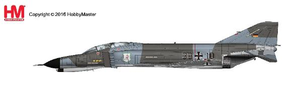 F-4J Phantom II 38+10, JG 71 Richthofen, Wittmundhafen Air Base 2013 (1:72) - Preorder item, order now for future delivery