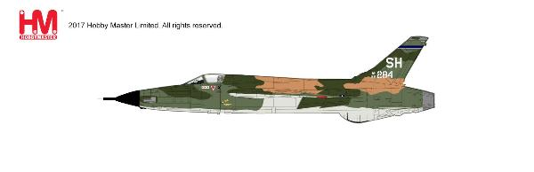 "F-105D Thunderchief, 465th TFS, ""Triple MIG Killer"", AFRES, 1967 (1:72) - Preorder item, order now for future delivery"