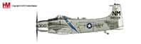 "A-1H Skyraider VA-52 ""Knight Riders"", USS Ticonderoga, 1967 (1:72) - Preorder item, order now for future delivery"