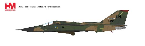 F-111F Aardvark 494th TFS, 1992 (1:72) - Preorder item, order now for future delivery