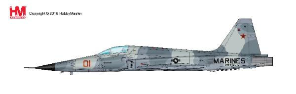 "F-5E Tiger II 730855, VMFT-401 ""Snipers"", June 2006 (1:72) - Preorder item, order now for future delivery"