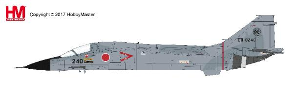 "Mitsubishi F-1, ""Air Combat Meet 2000"" 00-8240, 6th SQ, 8th AW, JASDF (1:72) - Preorder item, order now for future delivery"