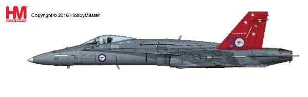 "F/A-18A Hornet ""30th Anniversary"", A21-35, RAAF, 2015 (1:72) - Preorder item, order now for future delivery"