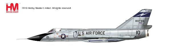 F-106 Delta Dart, 125th FIG, Florida ANG, Dec 1983  (1:72) - Preorder item, order now for future delivery