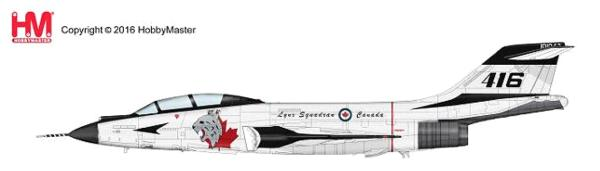 "CF-101B Voodoo, 101043, 416 Sqn., RCAF ""Lynx One"" (1:72) - Preorder item, order now for future delivery"