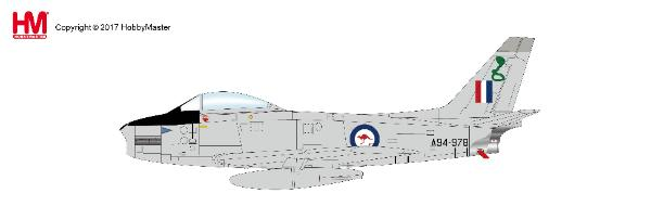 Sabre Mk.32, 79 Sqn., RAAF, Ubon, Thailand, July 1968 (1:72) - Preorder item, order now for future delivery