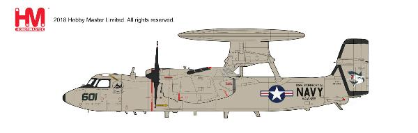 "E-2C Hawkeye VAW-122 ""Steel Jaws"", USS Forrestal 1991 (1:72) - Preorder item, order now for future delivery"