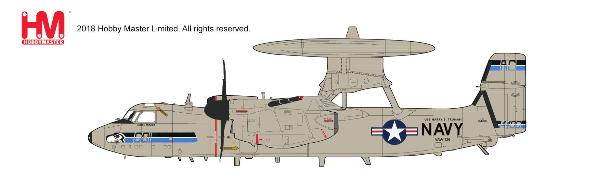 "E-2C Hawkeye, VAW-126 ""Seahawks"", USS Harry S. Truman, May 2011 (1:72) - Preorder item, order now for future delivery"