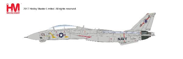 "F-14A Tomcat, VF-74 ""Be-Devilers"", USS Saratoga, 1987  (1:72) - Preorder item, order now for future delivery"