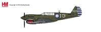 P-40N Warhawk,  NEW TOOL!, Wang Kuang Fu, 7th FS/3rd FG, Chinese Air Force, Laohokow, China, Jan 1945 (1:72) - New Mould - Preorder item, order now for future delivery