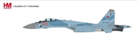 Su-35S Flanker E, Red 05, Russian Air Force, Latakia, Syria 2016 (1:72) - Preorder item, Order now for future delivery