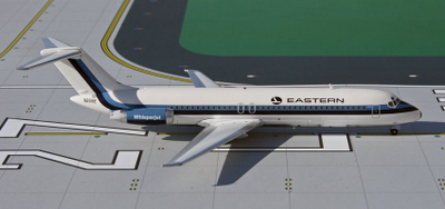 "Eastern Air Line ""White Top"" DC-9-32 N8916E (1:200)"