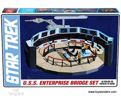 Star Trek U.S.S. Enterprise Bridge Set (1:32 scale model)