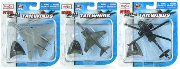 Military Aircraft 3-Piece SET