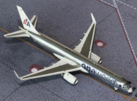 "American 757-200W ""One World"" Polished N174AA (1:200)"