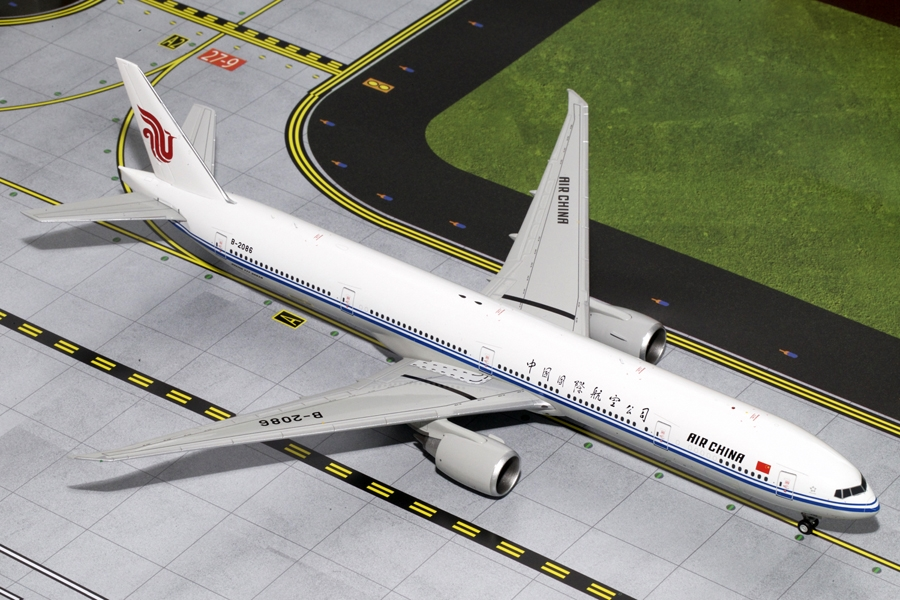 Air China B777-300ER B-2086 (1:200) - Preorder item, order now for future delivery