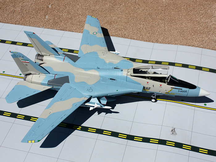 F-14 Tomcat, Imperial of Iran Air Force (1:72)