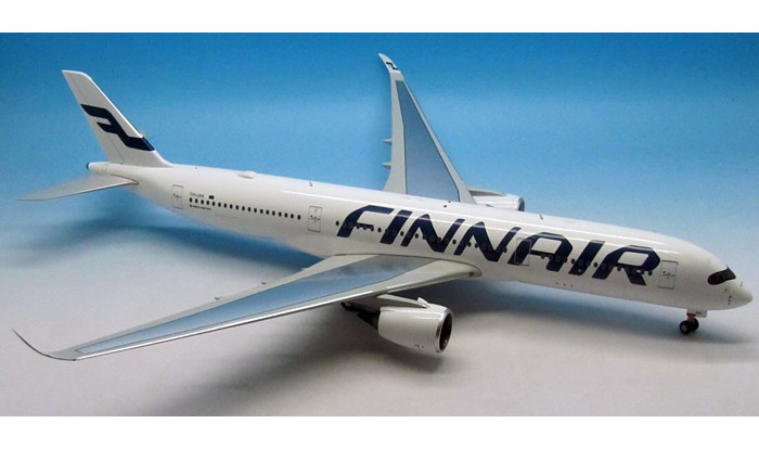 Finnair Airbus A350-941 OH-LWA with stand, Flaps Up(1:200)
