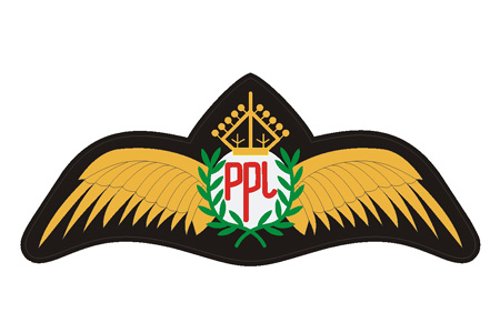 PPL Patch (Iron on)