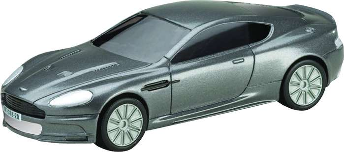 "James Bond 007 Aston Martin DBS ""Casino Royale"" (4"")"
