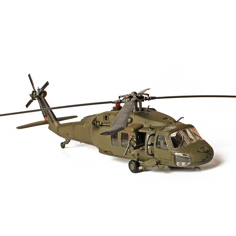 UH-60 Black Hawk, U.S. First Cavalry Division, Iraq, 2003 (1:72)