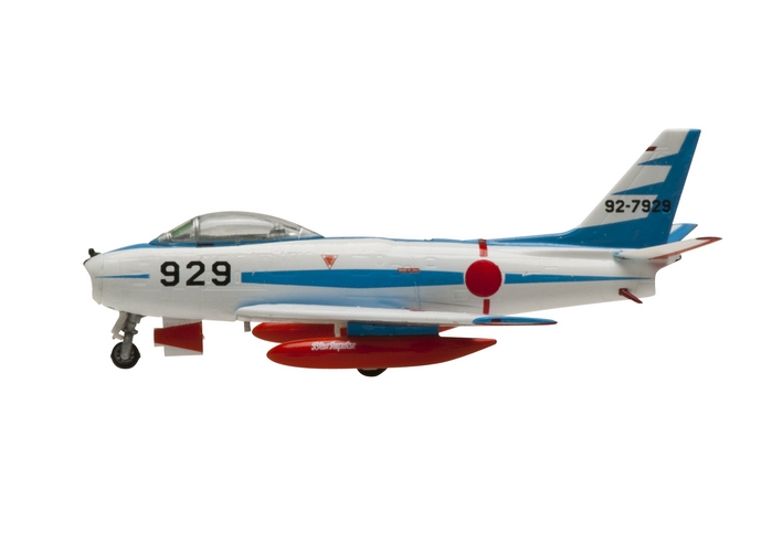 "F-86-40 JASDF ""Blue Impulse"" (1:200)"