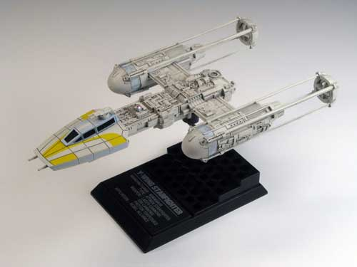 Y-Wing Starfighter (1:144)