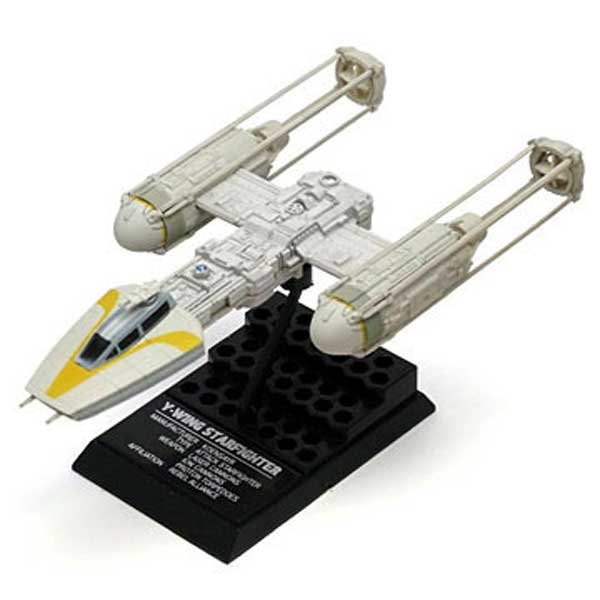 "Y-Wing Starfighter ""Gold3"" (1:144)"